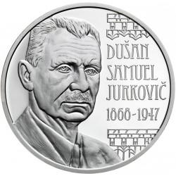 Dušan Samuel Jurkovič - Proof (2018)