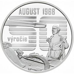 Nenásilný odpor občanov proti vstupu vojsk Varšavskej zmluvy v auguste 1968 - Proof (2018)