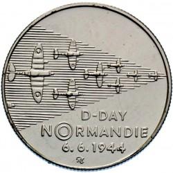 200 Kč 50. výročí vylodění spojenců v Normadii - BK (1994)