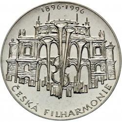 200 Kč 100. výročí zahájení činnosti České filharmonie - BK (1996)