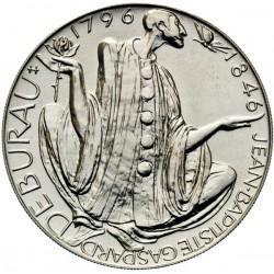 200 Kč 200. výročí narození Jean-Baptista Gasparda Deburaua - BK (1996)
