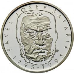 200 Kč 200. výročí narození P.J.Šafaříka - PROOF (1995)