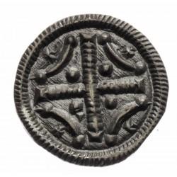 Denár Štefan II. (1116 - 1131)