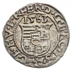 Denár Ferdinand I. 1563