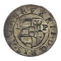 Denár Ferdinand II. 1623