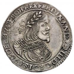 1/2 Toliar Ferdinand III. 1651