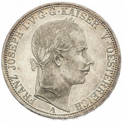 Spolkový toliar František Jozef I. 1864