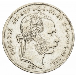 Zlatník František Jozef I. 1872