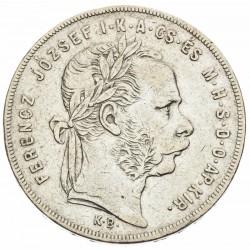 Zlatník František Jozef I. 1871