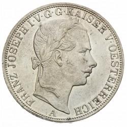 Spolkový toliar František Jozef I. 1858