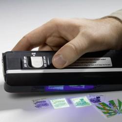 Prenosná UV lampa s dvojitým režimom