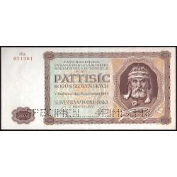 5000 Ks 1944 SPECIMEN