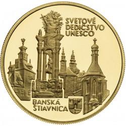 UNESCO - Banská Štiavnica (1997)