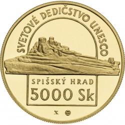 UNESCO - Spišský hrad (1998)