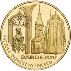 UNESCO - Bardejov (2004)