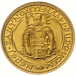 1 Dukát sv. Václava 1927