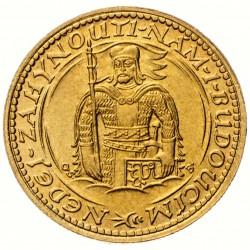 1 Dukát sv. Václava 1928