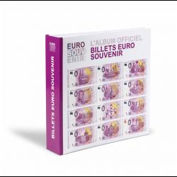 """Album na bankovky pre 200 """"Euro Souvenir"""", 50 listov"""