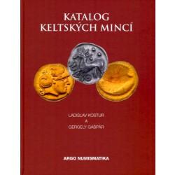 Katalóg keltských mincí