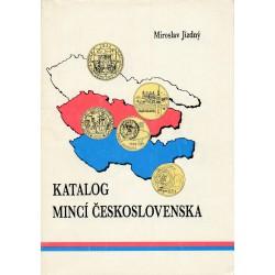 Katalóg mincí Československa 1992 - Jízdny