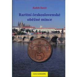 Raritní československé oběžné mince - Radek Havel