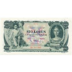 100 Kč 1931 SPECIMEN