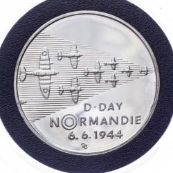 200 Kč 50. výročí vylodění spojenců v Normadii - PROOF (1994)