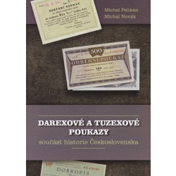 Darexové a tuzexové poukazy - součást historie Československa