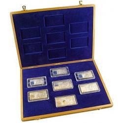 Súbor mincí s motívom bankoviek (2003)
