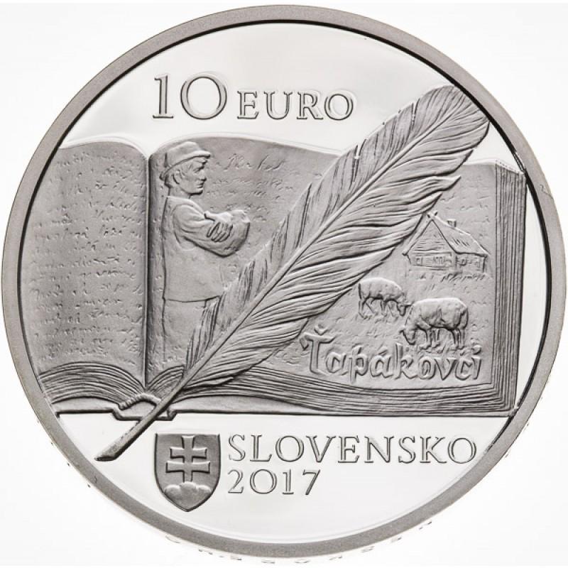 Božena Slančíková Timrava - Proof (2017)