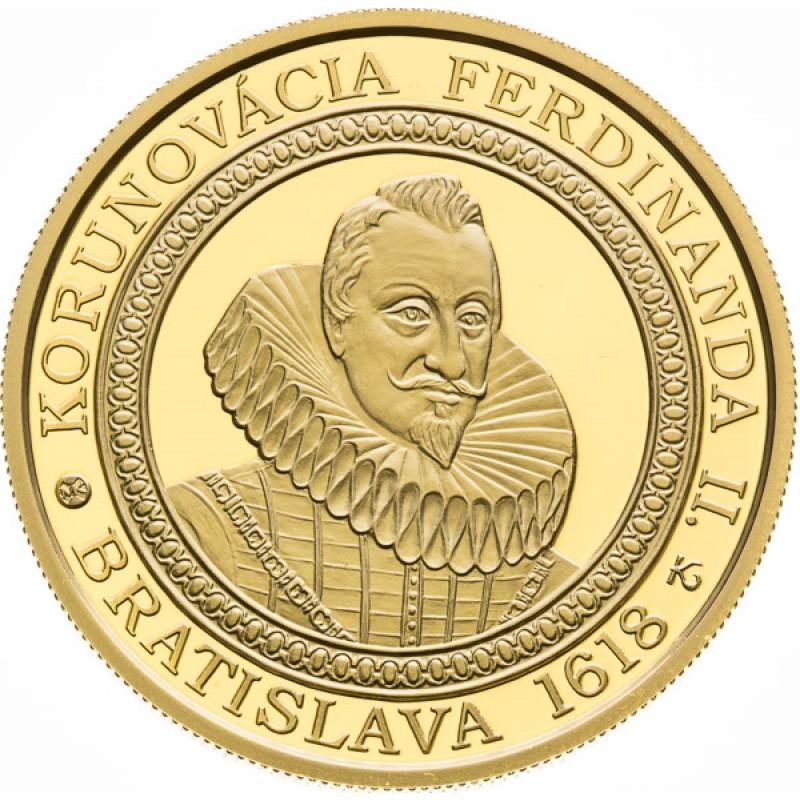 400. výročie korunovácie Ferdinanda II. (2018)