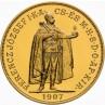 Replika mince 100 Korona 1907