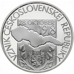 100. výročie vzniku Československej republiky - BK (2018)
