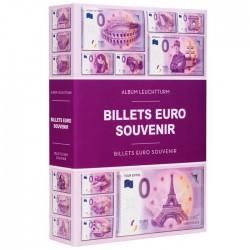 """Album na bankovky pre 420 """"Euro Souvenir"""", 70 listov"""